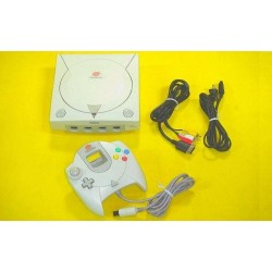 Sega Dreamcast - 4 Items Set