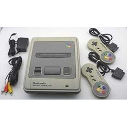 Nintendo Super Famicom B Grade - 5 Items Set