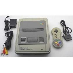 Nintendo Super Famicom Grade B - Set 4 Articles