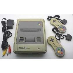 Nintendo Super Famicom Grade C - Set 5 Articles
