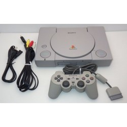 Sony Playstation Gris - Set 4 Articles