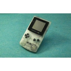 Nintendo Game Boy Color Clear japan plush