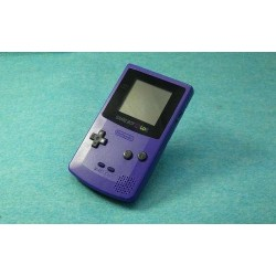 Nintendo Game Boy Color Purple