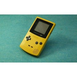 Nintendo Game Boy Color Yellow