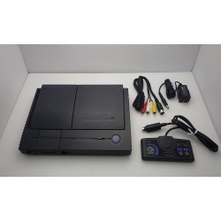 Nec PC Engine TurboDuo - 4 Items Set
