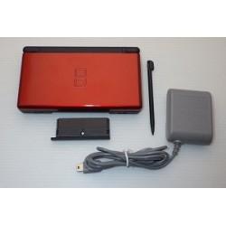 Nintendo DS Lite Rouge Noir