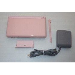 Nintendo DS Lite Light Pink japan plush