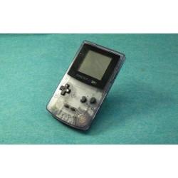 Nintendo Game Boy Color Violet Transparent