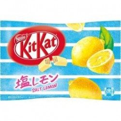 Kit Kat Mini Lemon japan plush