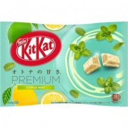 Kit Kat Mini Citrus Mint