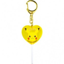 Keychain Pikachu Heart japan plush