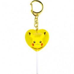 Porte Cle Pikachu Coeur japan plush