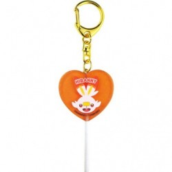 Keychain Scorbunny Heart japan plush