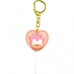 Keychain Slowpoke Heart japan plush