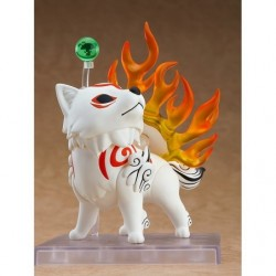 Nendoroid Amaterasu DX Ver. Okami japan plush