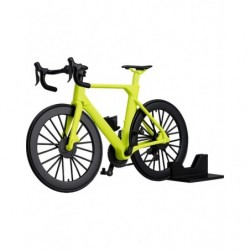 figma+PLAMAX Road Bike (Lime Green) figma Styles japan plush