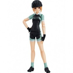 figma Emily: Cycling Jersey ver. figma Styles japan plush