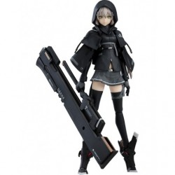 figma Ichi [another] Heavily Armed High School Girls japan plush