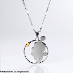 Necklace Moogle FINAL FANTASY Silver japan plush