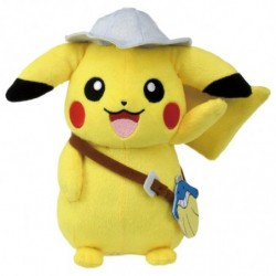 Plush Pikachu Movie japan plush