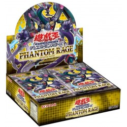 Display Phantom Rage YuGiOh TCG Japan