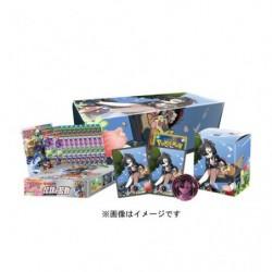 Pokemon Card Game Sword & Shield Reinforcement Expansion Pack Legendary Heartbeat Gym Set japan plush