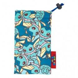 Pochette Protection Smartphone Pokemon Dolls Aquali japan plush