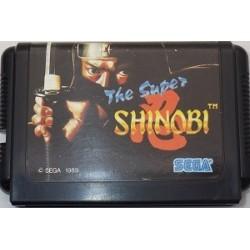 The Super Shinobi / The Revenge of Shinobi Mega Drive japan plush