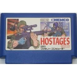 Hostages Famicom japan plush