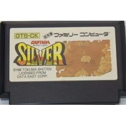Captain Silver Famicom japan plush