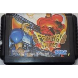 Forgotten Worlds Mega Drive