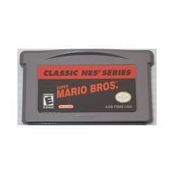 Super Mario Bros Game Boy Advance (USA version)