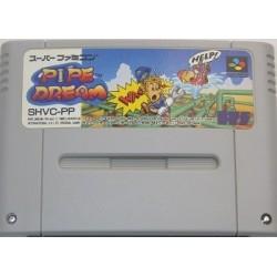 Pipe Dream Super Famicom japan plush