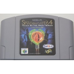 Shadowgate 64: Trials of the Four Towers Nintendo 64