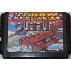 Turbo OutRun Mega Drive japan plush