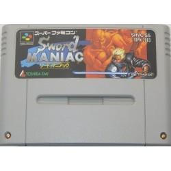 Sword Maniac / X-Kaliber 2097 Super Famicom japan plush