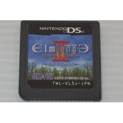 Elminage 2: Sousei no Megami to Unmei no Daichi DS Remix Nintendo DS japan plush