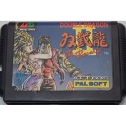Double Dragon 2: The Revenge Mega Drive