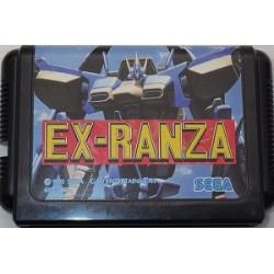 Ex-Ranza / Ranger X Mega Drive japan plush
