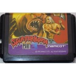 Splatterhouse 3 Mega Drive japan plush
