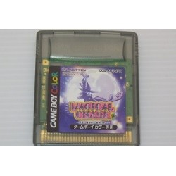 Magical Chase GB: Minarai Mahoutsukai Kenja no Tani he Game Boy Color