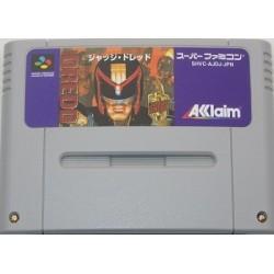 Judge Dredd Super Famicom