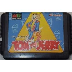 Tom and Jerry Mega Drive  japan plush