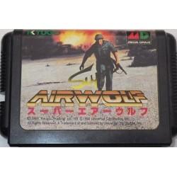 Super Airwolf / Cross Fire Mega Drive