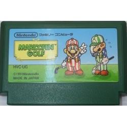 Mario Open Golf / NES Open Tournament Golf Famicom  japan plush