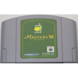 Masters '98: Haruka Naru Augusta Nintendo 64  japan plush