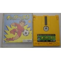 Kick and Run Famicom Disk System  japan plush