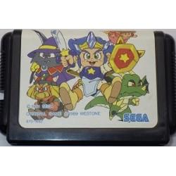 Wonder Boy 5 Monster World 3 / Wonder Boy in Monster World Mega Drive