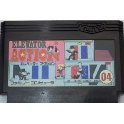 Elevator Action Famicom  japan plush