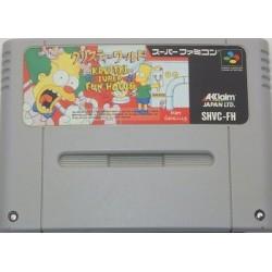 Krusty's Fun House Super Famicom